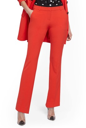 New York & Co. Tall Straight-Leg Pant - Double Stretch - 7th Avenue