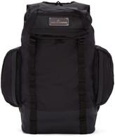adidas by Stella McCartney Black Multi-Pocket Athletic Backpack