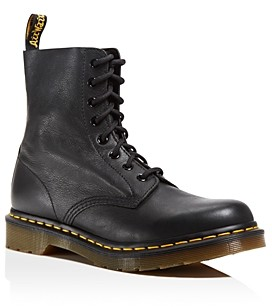 Dr. Martens Women's Pascal Leather Combat Boots