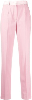 Dolce & Gabbana Front Pleat Tailored Trousers