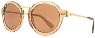 Whistles Preppy Round Acetate Ladies Sunglasses W
