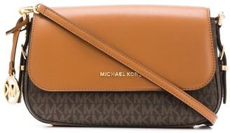 MICHAEL Michael Kors Bedford Legacy Large Logo crossbody bag