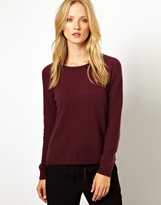 Selected Valerie Angora Sweater