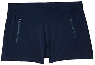 Columbia Tidaltm II Shorts (Tiki Pink Tropical Print) Women's Shorts