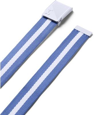 Under Armour Men's UA Webbing Striped Belt