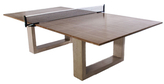 Concrete Inwards Fibonacci Ping Pong Table