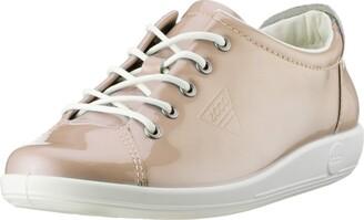 Ecco Women's Soft 2.0 Low-Top Sneakers