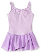 Danz N Motion by Danshuz Danz N Motion® by Danshuz® Girls' Sweetheart Activewear Dress - Lavender XS(2-4)