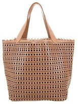 Alaia Vienne Tote Bag