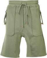 Oyster Holdings - Doha Surplus shorts - men - Cotton - S