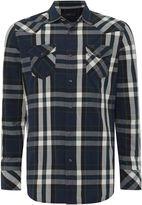 Diesel S-zulphuris Regular Fit Check Shirt
