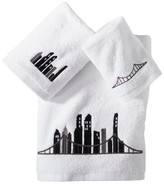 Nobrand No Brand Night Life 3pc Towel Set Multi