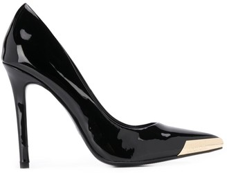 Versace pointed-toe pumps