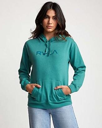RVCA Junior's Big PO Hooded Sweatshirt