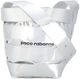Paco Rabanne metallic stripe shoulder bag