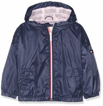 Tommy Hilfiger Baby Girls' Essential Light Weight Jacket