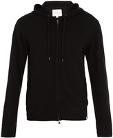 Derek Rose Finley hooded zip-up cashmere sweater