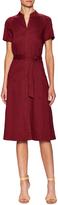 Lafayette 148 New York Women's Braelyn Linen A Line Dress