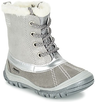 Primigi FLEN-E GORE-TEX girls's Snow boots in Grey