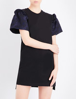 Prism x Mother of Pearl Rena cotton-jersey T-shirt dress