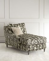 Old Hickory Tannery Nash Faux-Fur Right-Arm Chaise