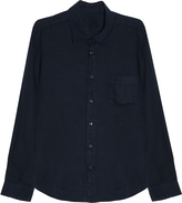 120% Lino Medium Fit Shirt