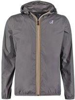 Kway Claude Waterproof Jacket Grey