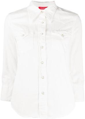 Denimist 3/4 Sleeve Denim Shirt