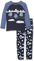Fat Face Boy's Walrus Jersey Pyjama Sets