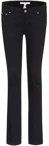 Givenchy Embroidered skinny jeans