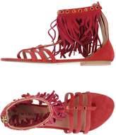 Twin-Set Toe strap sandals