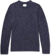 Norse Projects Arild Mélange Alpaca-Blend Sweater