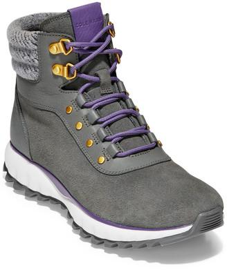 Cole Haan Zerogrand Waterproof Xc Suede Hiker Boot