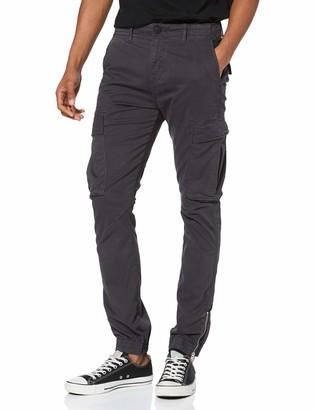 True Religion Men's Cargo Pant Slim Jeans