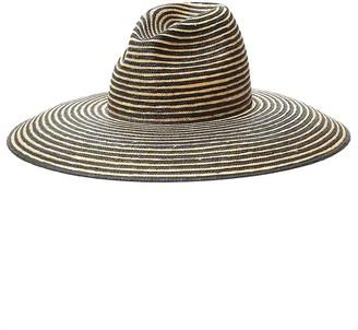 Saint Laurent Striped Hat