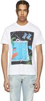 Diesel White T-Joe-NM Pool T-Shirt