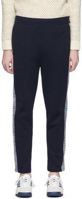 Missoni Navy Side Band Lounge Pants