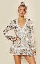 For Love & Lemons luciana swing dress