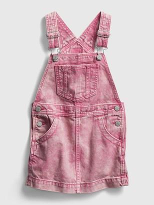 Gap Toddler Pink Denim Skirtall