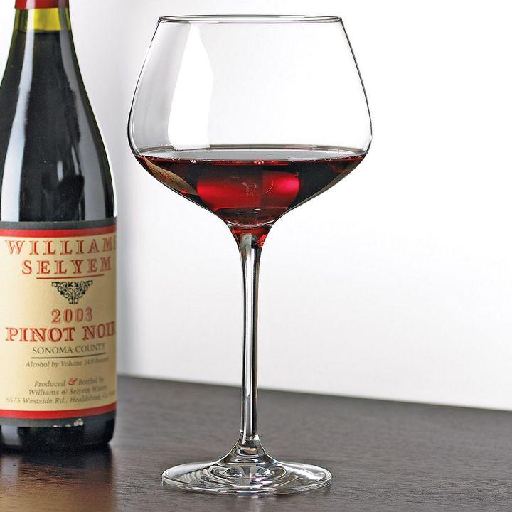Wine Enthusiast 4-pc. Fusion Infinity Pinot Noir Wine Glass Set