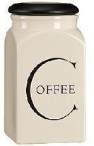 Script Kitchen 20.5cm Coffee Storage Jar with Ceramic Lid by Fairmont & Main
