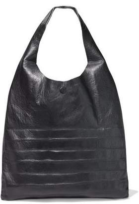 Maison Margiela Textured-leather Tote