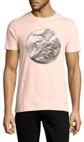 Ps By Paul Smith Slim Fit Medallion Logo T-Shirt