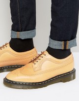 Dr Martens Made In England 3989 Brogue Shoes