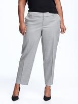 Old Navy Smooth & Slim Harper Plus-Size Pants