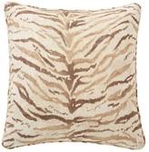 Pottery Barn Zebra Print Pillow Cover - Neutral Multi