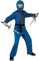 Rubie's Costume Co H/C Blue Ninja - Large (12-14)