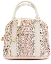 Betsey Johnson Chic Frills Mini Satchel - Women's