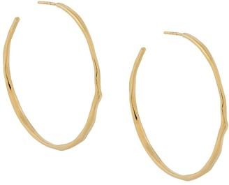 Wouters & Hendrix Statement Hoop Earrings