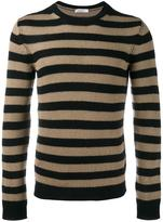 Valentino striped jumper - men - Cashmere - M